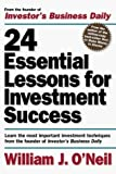 by William J O'Neil (Author)24 Essential Lessons for Investment Success [Import] (Paperback)