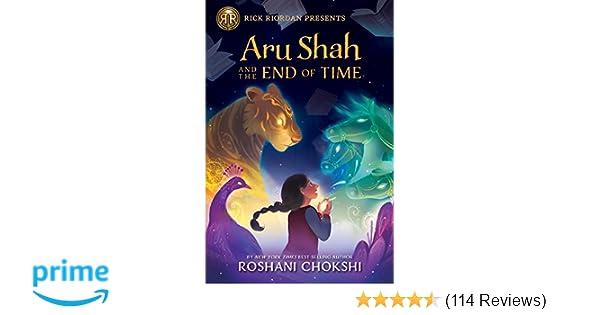 Aru Shah and the End of Time (A Pandava Novel Book 1) (Pandava Series): Roshani Chokshi: 9781368023566: Amazon.com: Books