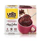Udi's Gluten Free Brownie Mug Cake, 8.4 Ounce