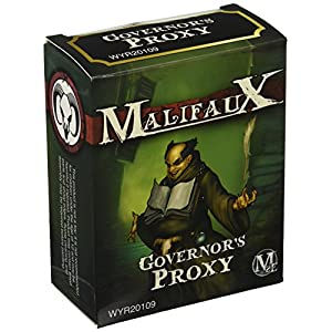 Wyrd Miniatures Malifaux Guild Governors Proxy Model Kit