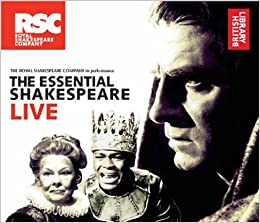 The essential shakespeare live the royal shakespeare company in flip to back flip to front fandeluxe Images