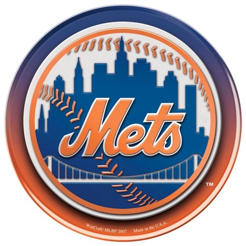 (Wincraft MLB New York Mets Domed Decal)