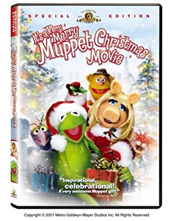 Amazon.com: It's a Very Merry Muppet Christmas Movie: Steve ...