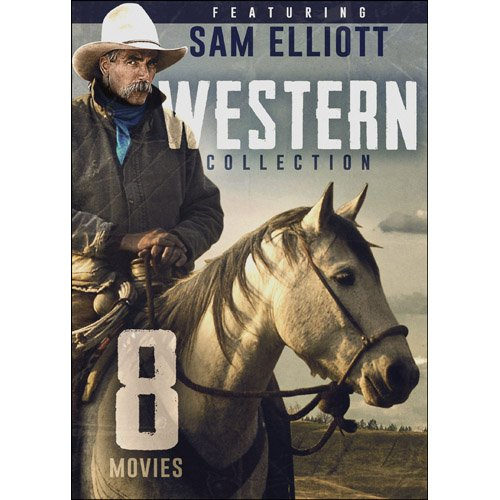 DVD : 8-movie Western Collection (Full Frame, 2 Pack, Slim Pack, Widescreen, 2PC)