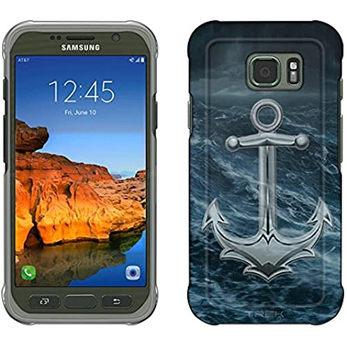Samsung Galaxy S7 Active Case, Snap On Cover by Trek Rough Water Anchor Slim Case Sales