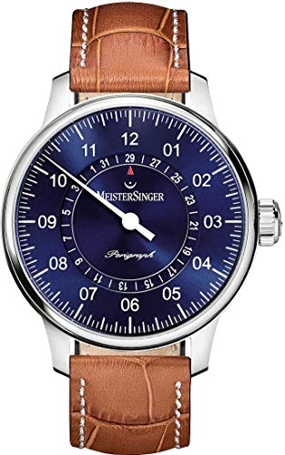 MeisterSinger men´s watch automatic-self-wind Perigraph AM1008