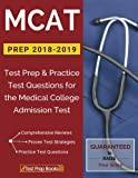 img - for MCAT Prep 2018-2019: Test Prep & Practice Test Questions for the Medical College Admission Test book / textbook / text book
