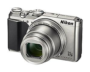 Nikon COOLPIX A900 Digital Camera (Silver) by Digital Zone