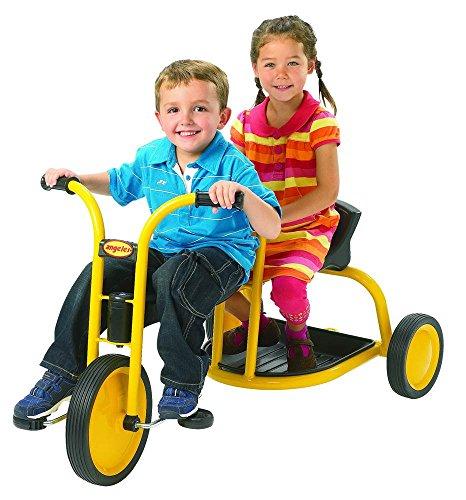 (Angeles MyRider Tandem Bike for Kids (30 x 18 x 26 in))