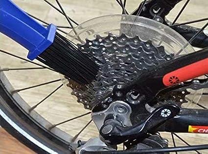 Spazzola di pulizia per catena moto
