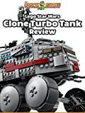 Review: Lego Star Wars Clone Turbo Tank Review