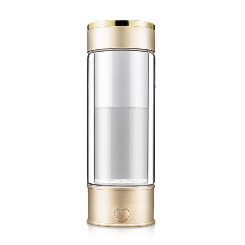 UTNF Tragbarer Wasserstoffgenerator-Ionisator Für Reinen H2-Reichen Wasserstoff-Wasser-Flaschen-Elektrolyse-Wasserstoff-Wasser-Reinigungsapparat 100V-240V USB