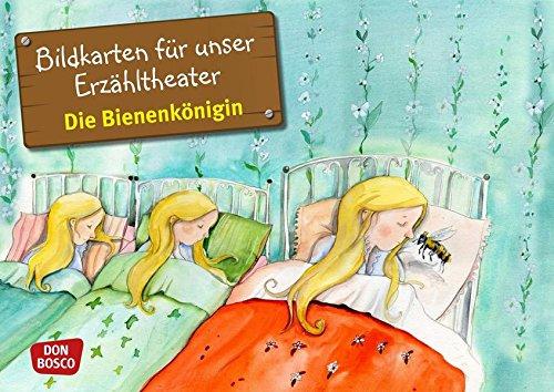 Bildkarten für unser Erzähltheater: Die Bienenkönigin Kamishibai Bildkartenset. Entdecken. Erzählen. Begreifen. (Märchen für unser Erzähltheater)