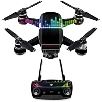 Skin for DJI Spark Mini Drone Combo - Keep The Beat| MightySkins Protective, Durable, and Unique Vinyl Decal wrap cover | Easy To Apply, Remove, and Change Styles | Made in the USA