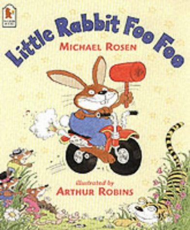 Image result for Little Rabbit Foo Foo