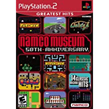 Namco Museum 50th Anniversary Arcade Collection - PlayStation 2
