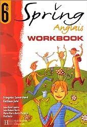 Spring, anglais 6e: cahier d'activités