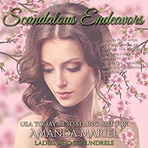 Scandalous Endeavors Audiobook