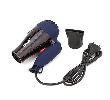 takestop® secador de Pelo Compacto gw555 Plegable 1500 W Boquilla de Viaje secador Portátil Pelo - Style Color AL Azar: Amazon.es: Electrónica