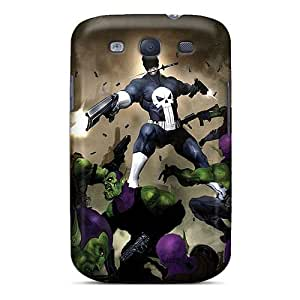 Tpu GLN2900STLr Case Cover Protector For Galaxy S3 - Attractive Case