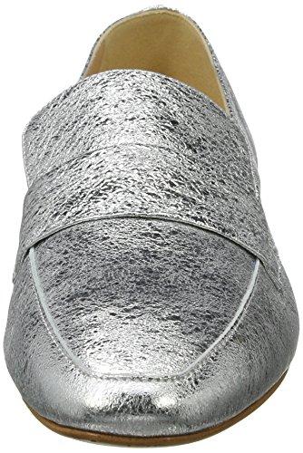 Fabio Rusconi S 3170, Zapatillas para Mujer Plateado (Argento)