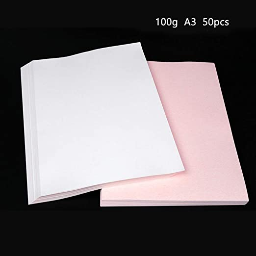 Plancha de inyección de tinta A4 / A3 sobre papel, papel de ...