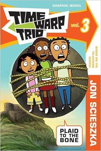Book Time Warp Trio: Plaid to the Bone (Time Warp Trio (Harper)) by Jon Scieszka (2007-01-23)
