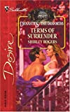 Terms of Surrender, Shirley Rogers, 0373766157