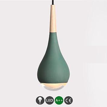 TLX-LAMP LED Lámparas Colgantes Modernas Lámpara De Comedor ...