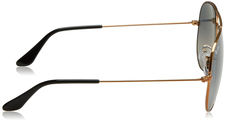 47e9861cf7bf8 Ray-Ban Gradient Aviator Men s Sunglasses - (0RB3025197 7158