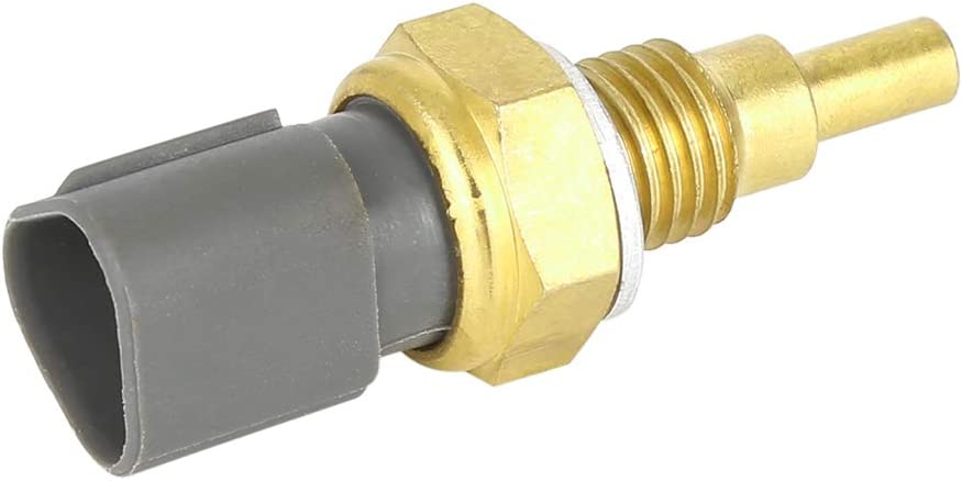 X AUTOHAUX KLK1-18-840 Engine Coolant Temperature Switch for 2000-2005 Toyota Echo