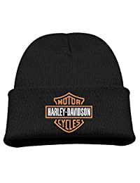 Winter Cap Harley Davidson Logo Winter Warm Boys/Girls
