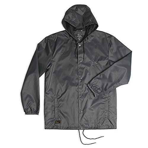 - Imperial Motion Men's NCT Vulcan Coaches Jacket, Asphalt, Large