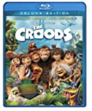 The Croods (Blu-ray 3D / Blu-ray / DVD + Digital Copy) by Dreamworks Animation