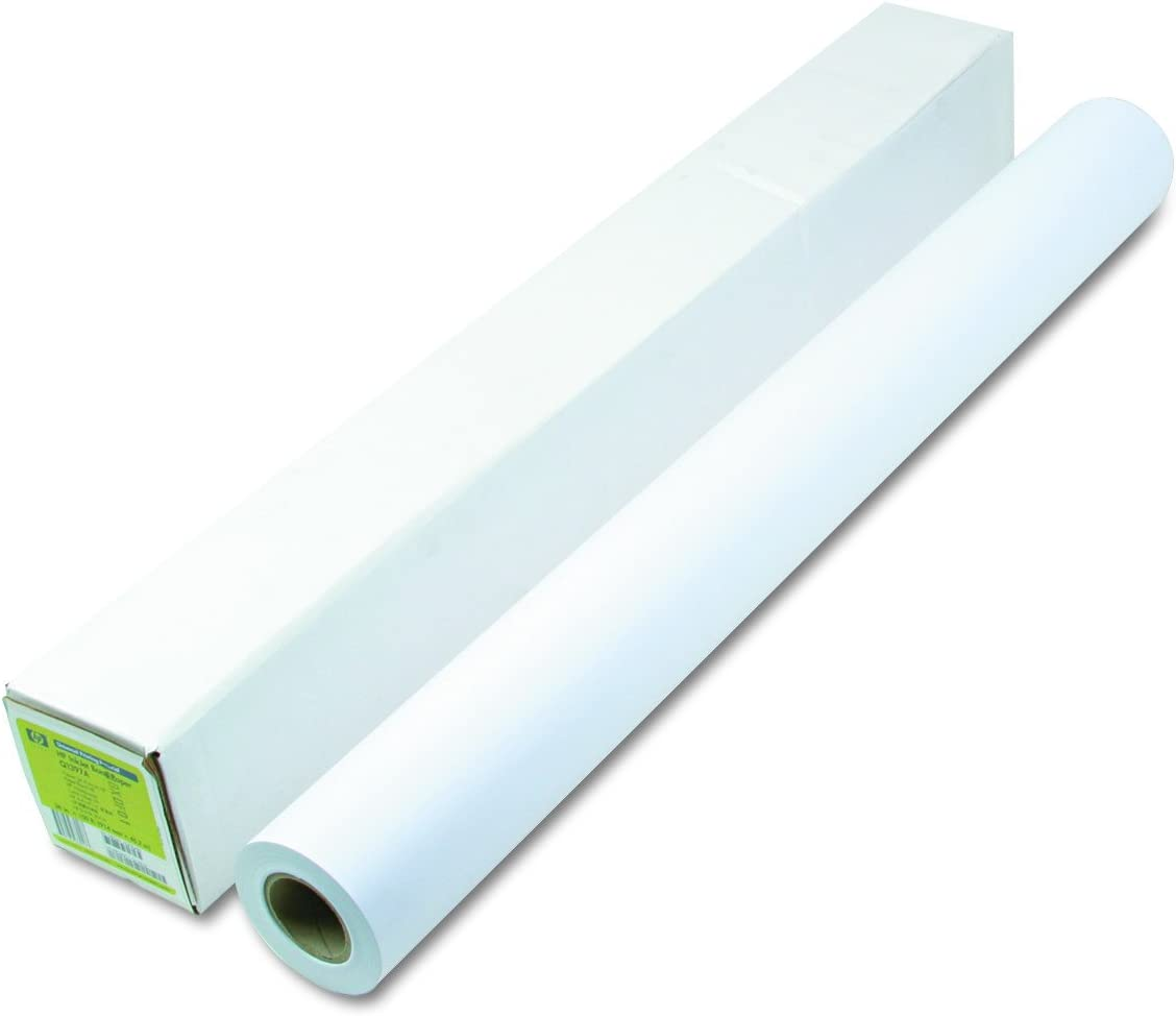 "HP Q1397A Designjet Large Format Universal Bond, 4.2 mil, 36"" x 150 ft., White"