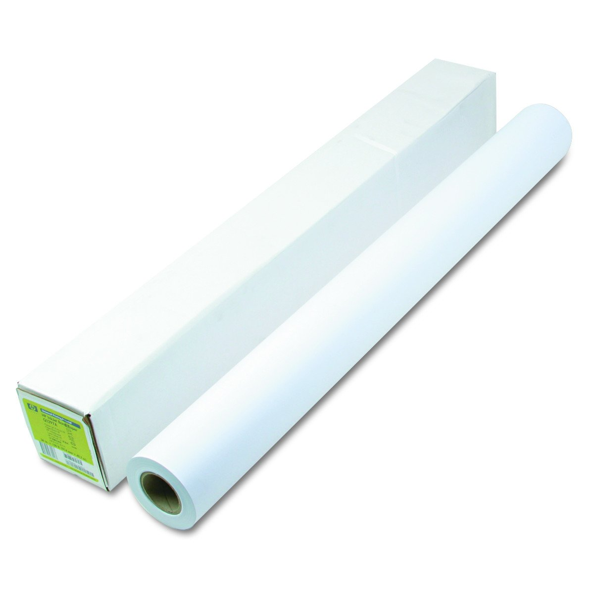 HP Q1397A Designjet Large Format Universal Bond, 4.2 mil, 36'' x 150 ft., White
