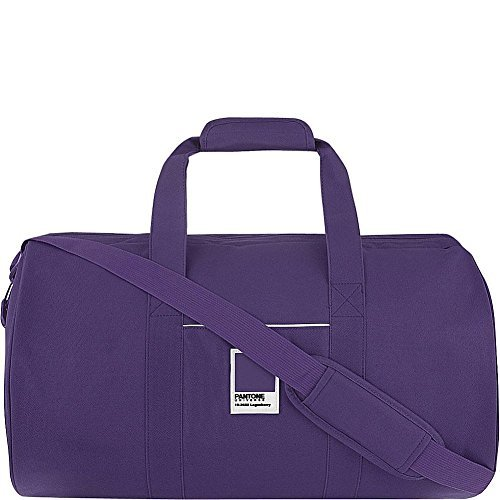 Pamtone Classic Travel Holdall Bag Carry-on Cabin Luggage Purple ()