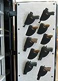 Acorn Velcro Pistol Holsters - 10 pack