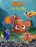: The Big Blue: Finding Nemo Reusable Sticker Book