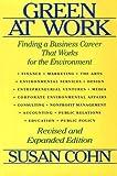 Green at Work, Susan Cohn, 1559633344