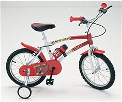 Bicicleta cruiser 14 pulgadas h 2f warner: Amazon.es: Juguetes y ...