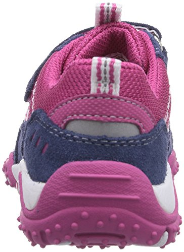 Superfit SPORT4 MINI - zapatillas de running de piel bebé azul - azul (water combi 88)