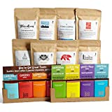Bean Box - Deluxe Coffee + Chocolate Gift Box - Whole Bean