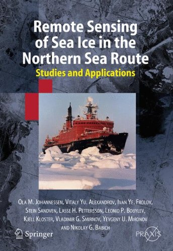 Remote Sensing of Sea Ice in the Northern Sea Route: Studies and Applications (Springer Praxis Books)