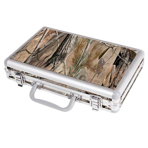Aluminum Camo Gun Case - 1210589 Out 28pc Alum Camo Case