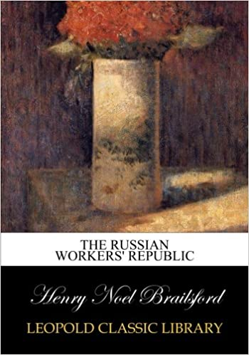 Book The Russian workers' republic