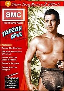 Amc: Best of Tarzan [USA] [DVD]: Amazon.es: Amc: Cine y ...