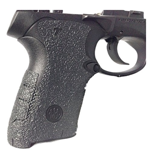 - Talon Gun Grips for Beretta PX4 Storm Compact 9mm/ .40 (Med/Lg) (Black Rubber)
