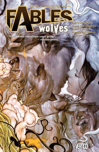 Fables Vol Wolves Graphic Novels ebook