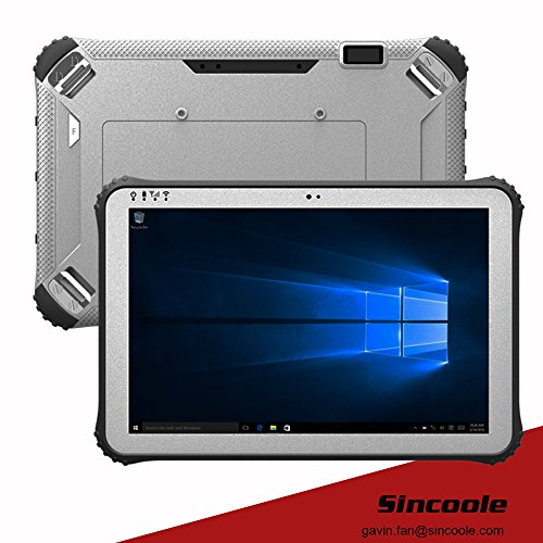 12 inch windows barcode rugged tablet 4G 128G - Rugged Tablet